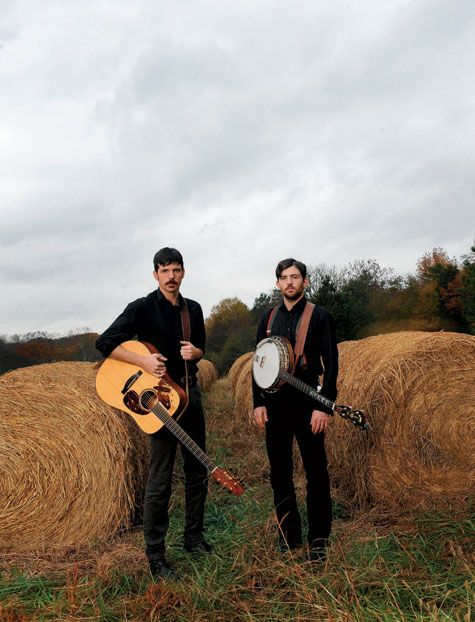 Avett Brothers cover of Garden and Gun