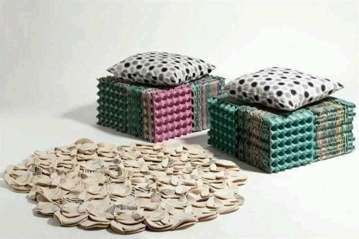 Con cartones de huevo cartones de huevos manualidades - Con idea de manualidades ...
