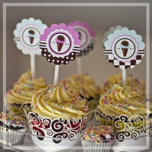 Cupcake süsü