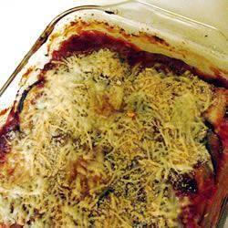 Aubergine and Tomato Bake @ allrecipes.co.uk