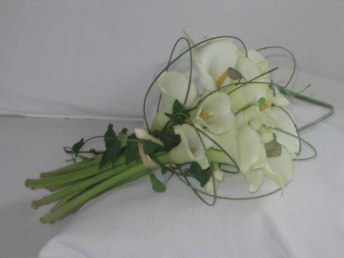 mariage th me calla arum wedding dress pinterest mariage photos et album. Black Bedroom Furniture Sets. Home Design Ideas
