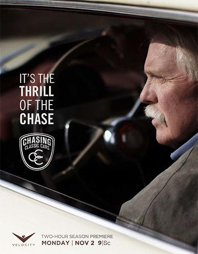 Chasing Classic Cars returns November 2 to the V
