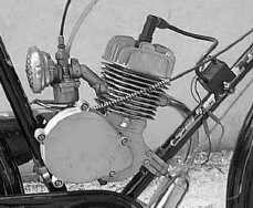80CC BICYCLE ENGINE INSTRUCTION