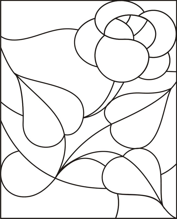 Another site that has stained glass that can be used for Applique