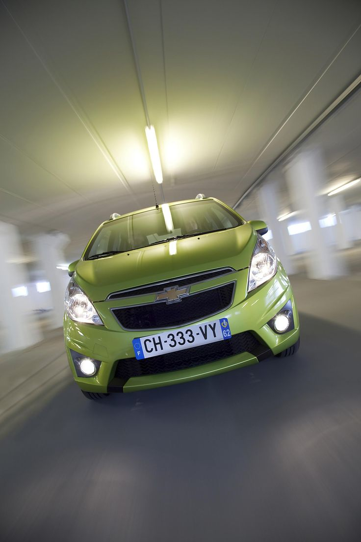 2011 Chevrolet Spark Images.   Photo: 2011