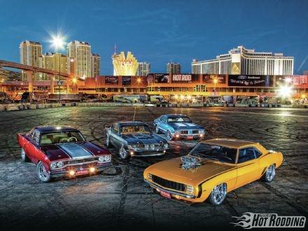 Las Vegas Sema Car Showcase SEMA Car Show