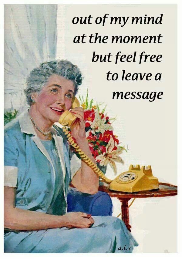 7 best voicemail greetings images on pinterest hilarious quotes feel free to leave a message m4hsunfo