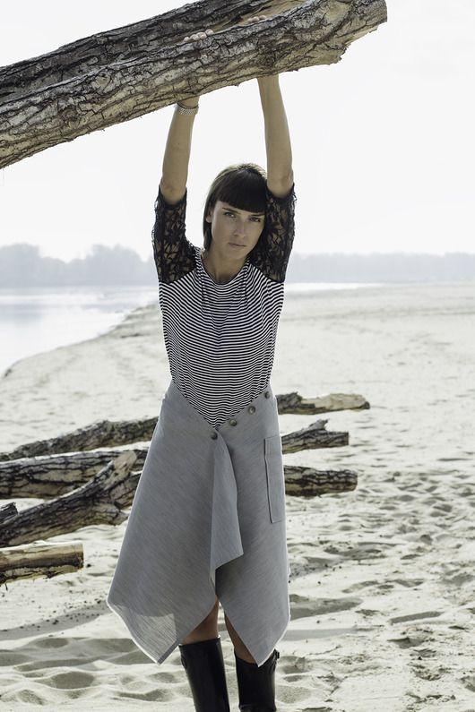 bluzki - t-shirty - damskie-SHIBUYA bluzka damska