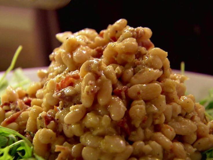 White Bean and Arugula Salad Recipe : Ina Garten : Food Network - FoodNetwork.com