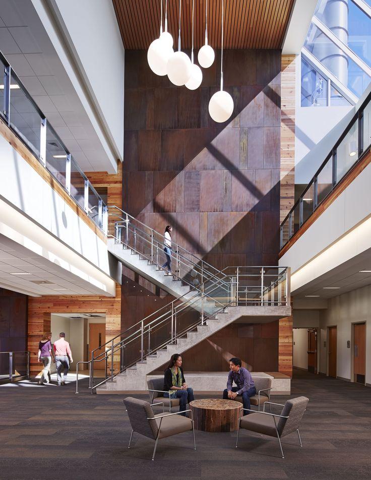 Argonne National Laboratory Energy Sciences Building (ESB) - in Argonne, IL