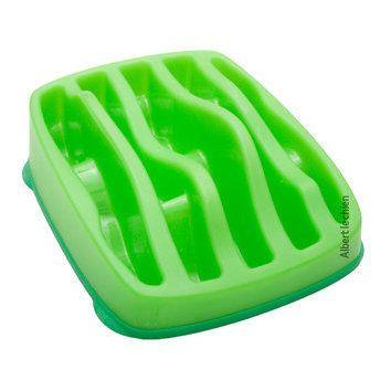 25e/ Ecuelle ludique pour chien glouton, Hills : Le Slo-Bowl est une solution naturelle, saine et ludique pour les chiens qui engloutissent leur croquette trop vite. Ces écuelles sont inspirées de la nature afin que votre chien cherche sa nourriture dans le récipient. En prolongeant le temps du repas, Slo-Bols réduit les risques de ballonnement, de régurgitation et d'obésité canine. 29x29x10 cm. LE MEME EXISTE EN GRIS