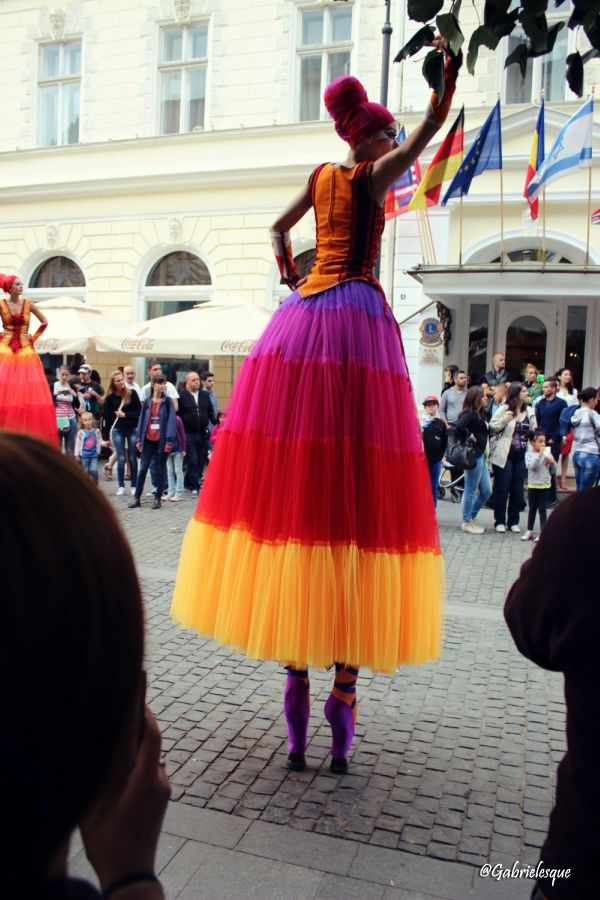 Summer in Sibiu