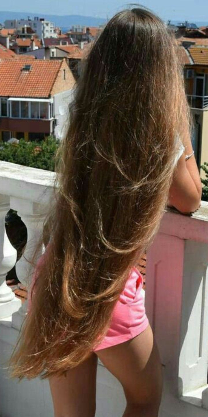 Tutorial Videos Diy Lovely Hairstyle Hairdo Braid Gorgeous Stunning Perfect Haircut Hair Color Long Hair St Long Hair Pictures Hair Styles Extremely Long Hair