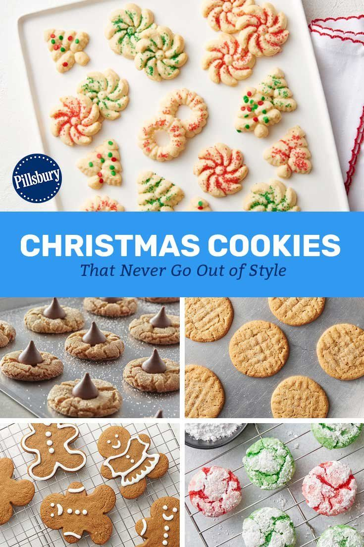 Old Fashioned Christmas Cookies That Taste Just Like Grandma S