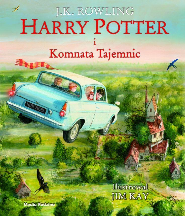 """Rok temu miał premierę pierwszy tom kolekcjonerskiego wydania Harry'ego Pottera. Corocznie będzie ukazywała się kolejna pięknie ilustrowana książka z tej serii. W recenzji tytułu """"Harry Potter i kamień filozoficzny"""" możecie przeczytać, jakie były moje wrażenia z lektury pierwszej części. Ostatnio zakończyłam czytanie tomu drugiego, """"Harry Potter i Komnata Tajemnic"""", czy byłam równie zauroczona jak poprzednio? #harrypotter #komnatatajemnic #Rowling #hogwart #fantastyka #ilustracje…"""