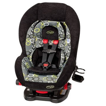 Review: The Convertible Car Seat/ Stage 2