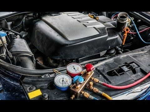 How to Recharge Your Car's AC System (Easy way)  For More Videos Don't Forget To Hit The Subscribe Button Below  How to Recharge Your Car's AC System (Easy way)