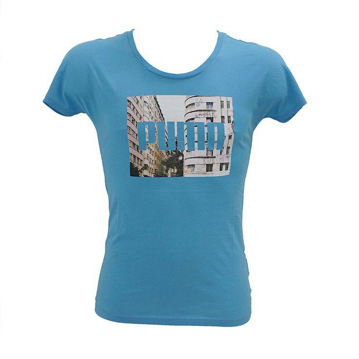 Γυναικείο T-shirt Puma.Αποτελείται από 100% οργανικό βαμβάκι και σας υπόσχεται ξεχωριστές εμφανίσεις αφού είναι αποτέλεσμα της συνεργασίας της Puma με τον διάσημο σχεδιαστή Anwar Carrots!