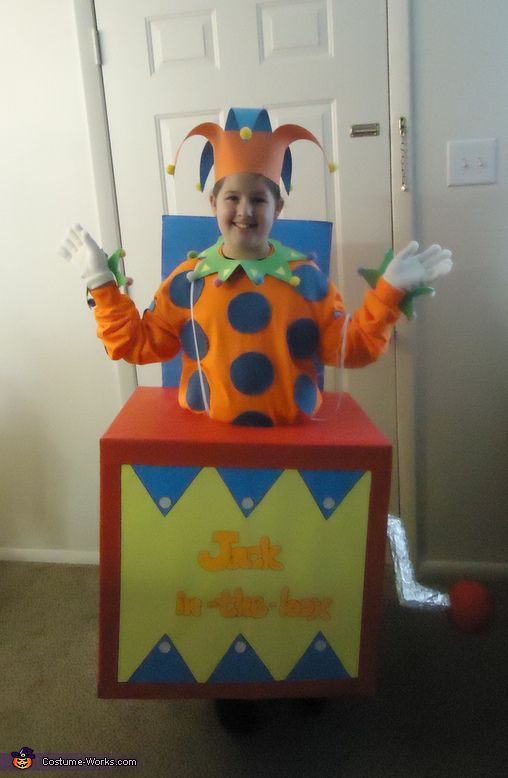Jack-in-the-Box - 2013 Halloween Costume Contest  sc 1 st  Pinterest & 75 best Jack in a Box Toy images on Pinterest | Jack in the box ... Aboutintivar.Com