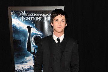 "Logan Lerman Premiere Of ""Percy Jackson & The Olympians: The Lightning Thief"""