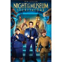DVD rentals are not cool but not everyone has a great connection or Netflix. Night At the Museum: Secret of the Tomb by Shawn Levy