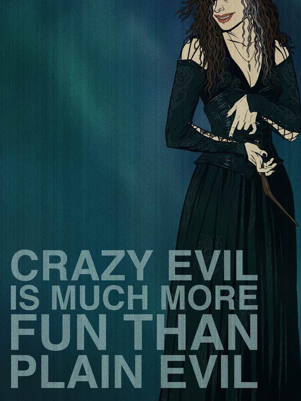 """""""Villain Punchlines"""", une série de posters de motivation inspirés des méchants des films Disney, Batman ou encore Harry Potter. Des illustrations imaginées"""