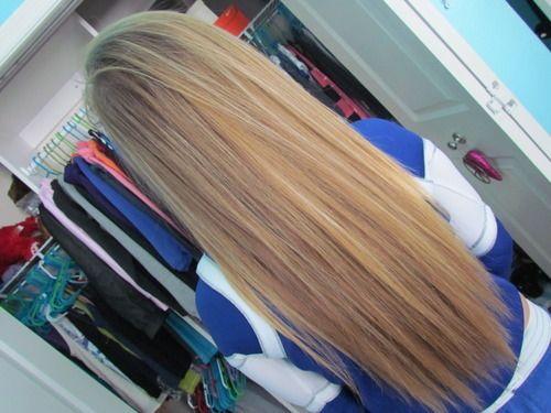 seriously gorgeous hair!
