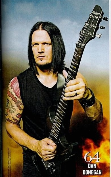 Dan Donegan (Disturbed)