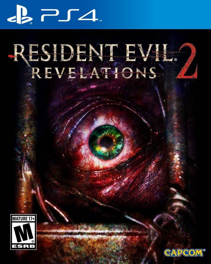 ps4-resident-evil-revelations-2-playstation-4-game-cover-art  Evolve #PS4 #Playstation4 #games #Gaming