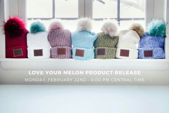 .Love Your Melon on facebook  | beanies.