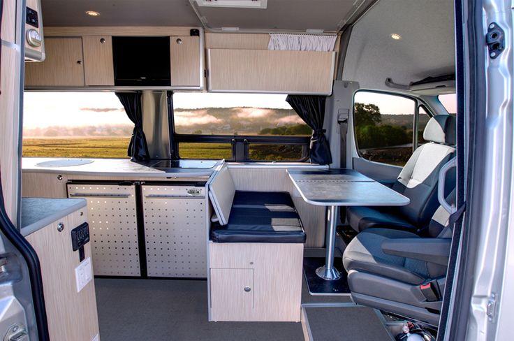 Mercedes Sprinter Xl Plus Van Camper Conversions