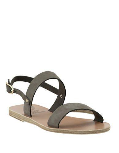 ANCIENT GREEK SANDALS Ancient Greek SandalsClio Banded Sandals. #ancientgreeksandals #shoes #sandals
