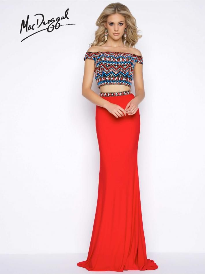 81 Best Red Prom Dresses Images On Pinterest Red Bridesmaid Gowns