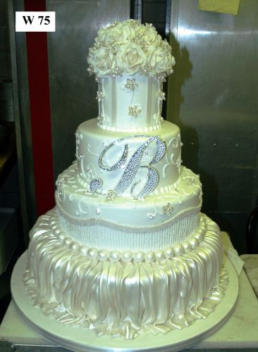 Carlo's Bakery - Modern Wedding Cake Designs