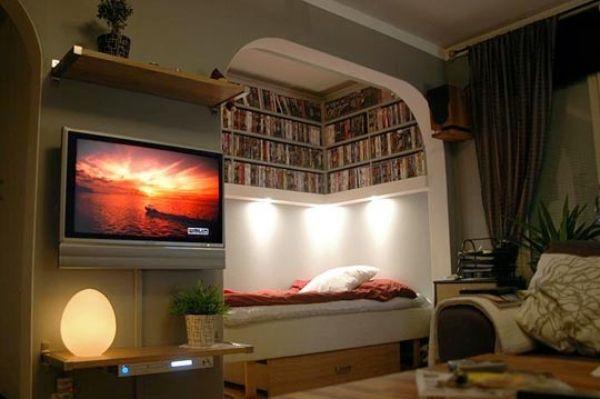 kleine Wohnung-einrichten Ikea