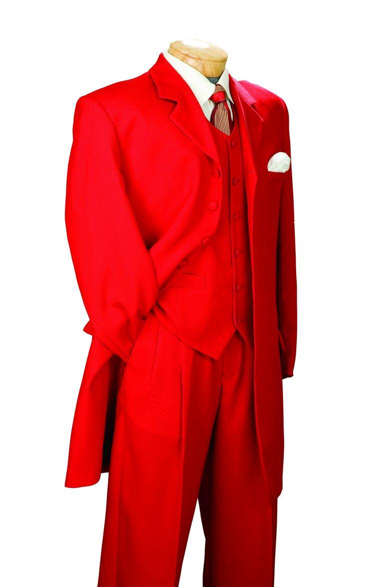 men Classic buckle fur collar woolen jacket suit slim
