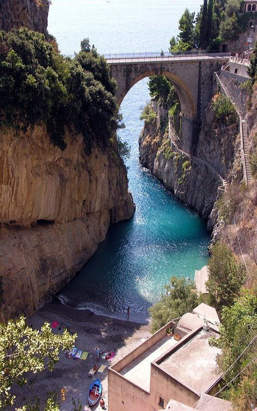 Fiordo di Furore, Marina di Praia - Napoli ..Italy..che nome.. I don't know what the Italian words say, but I can certainly say that this place is beautiful!!