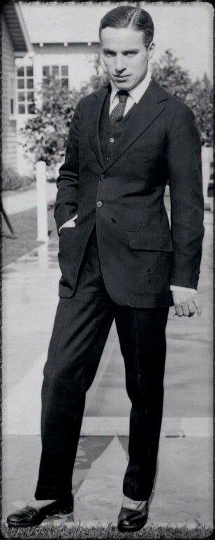 Charlie Chaplin 1918.