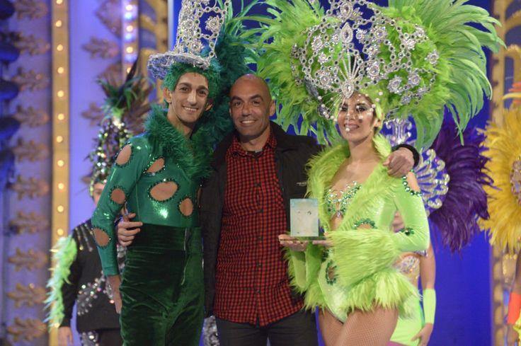 Comparsa Baracoa ganadora concurso comparsas 2016 carnaval las palmas