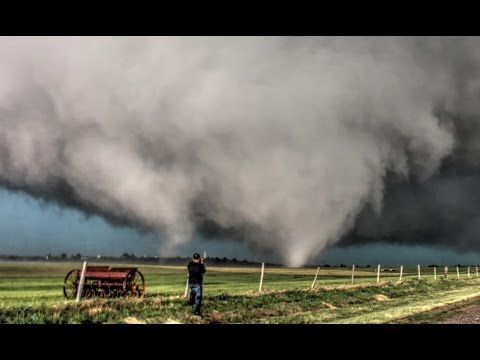 El Reno Oklahoma Tornado Full Storm Chase - YouTube