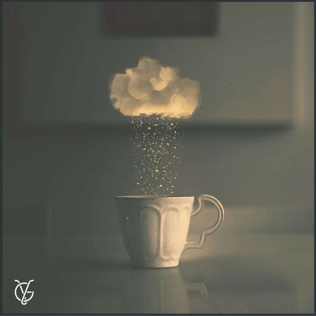 Bom dia! Aproveite as manhãs de inverno e tenha uma boa semana!
