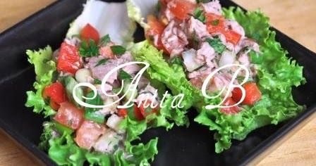 Scarsdale Diet Recipes: Tuna Salad