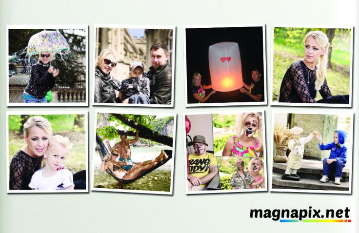 Fridge Magnets, England, Family, Summer, Lantern Festival - Order Now at http://magnapix.net/