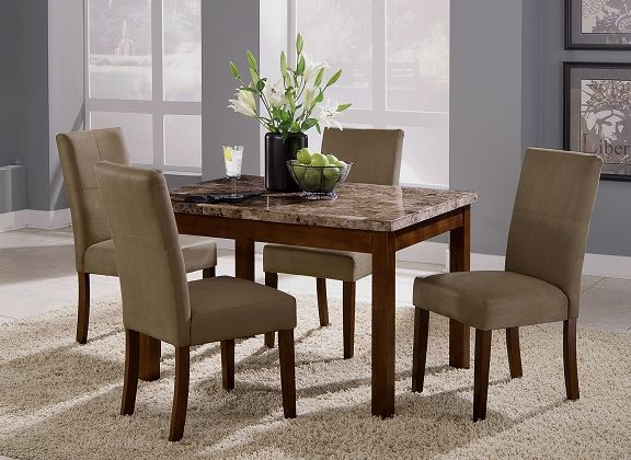 cornerstone dining room collection value city furniture table 34999 buyonlinevcf pinittowinit. Interior Design Ideas. Home Design Ideas