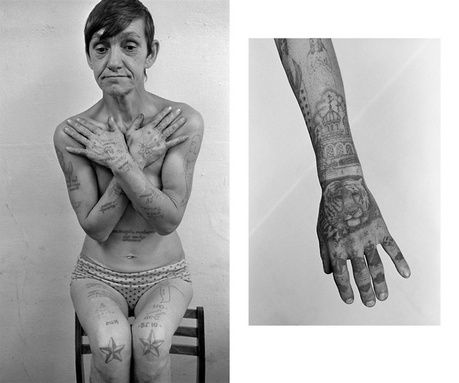 russian prison tattoos women - Google Search