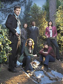 """""""Bones"""" TV Show on FOX, TNT, WGN & MY Networks, that show it during the week, whether new or already viewed. From: Poor Zach. Why do all the best interns have to leave???"""