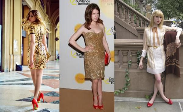 Tips For Wearing Sparkly Dresses 3