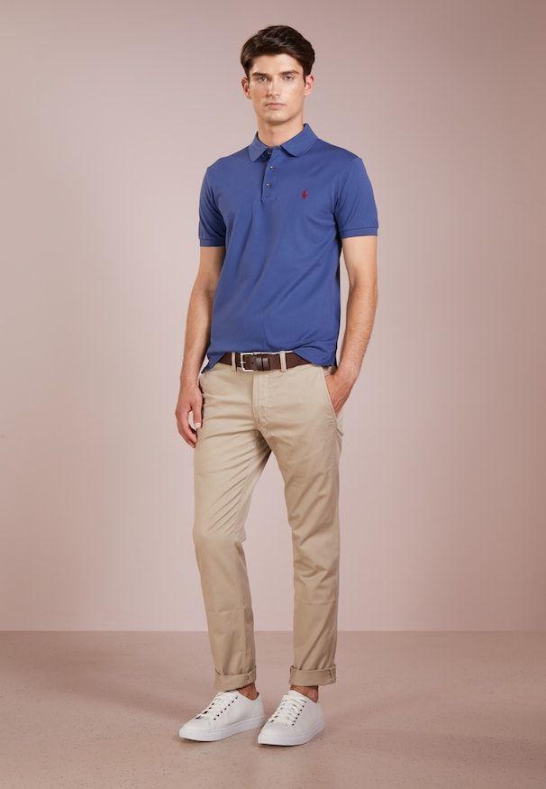 Zalando Ralph Lauren Slim Fit Polo Ralph Lauren Mens Polo Shirts