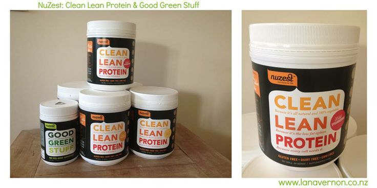 Have you entered my giveaway for a 500g tub of the NEW Wild Strawberry Clean Lean Protein from NuZest New Zealand (Vital Health Company) yet? If you haven't, just follow this link: http://tinyurl.com/ozplwhj