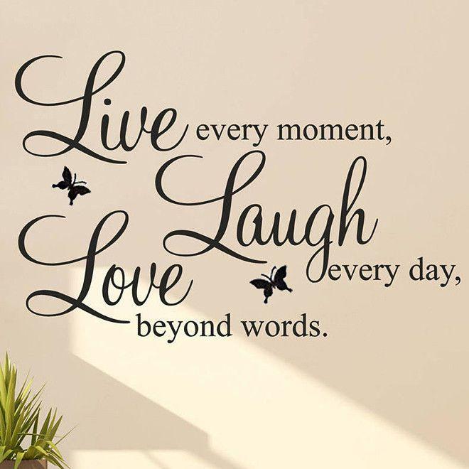 Live Laugh Love Quote Pleasing Best 25 Live Laugh Love Quotes Ideas On Pinterest  Live Laugh